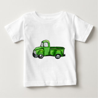 Old Green Pickup Truck T-shirt