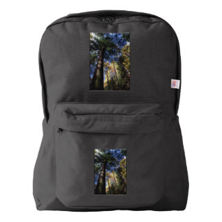 old growth hemlock tree backpack