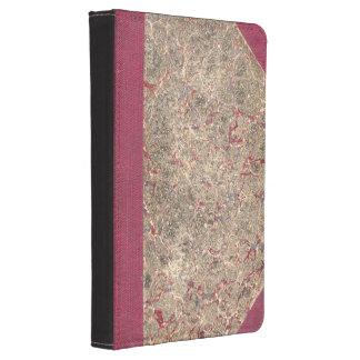 Old Grunge Notebook Case Kindle 4 Cover