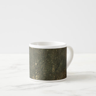 Old Grunge Paper Espresso Cup