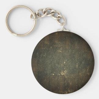 Old Grunge Paper Keychain