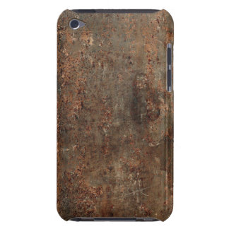 Old Grungy Leather  iPod Touch Case
