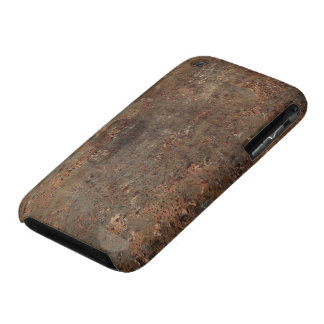 Old Grungy Leather Print iPhone 3 Cover