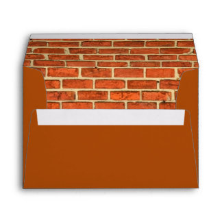Old Grungy Red Orange Brick Wall Facade Structure Envelope