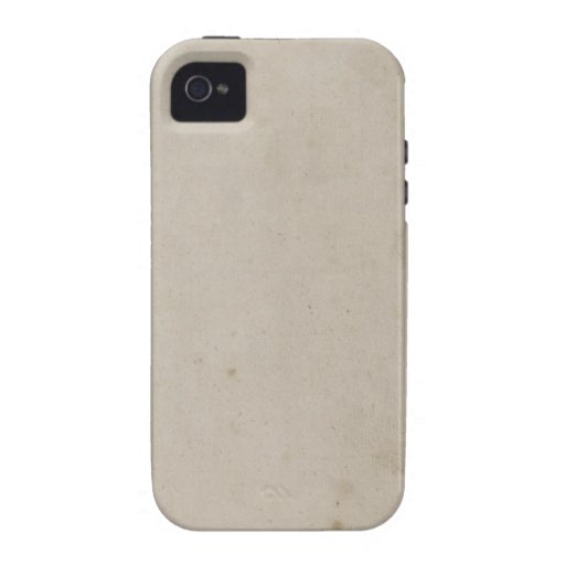 Old Grungy Stained Kraft Paper iPhone 4/4S Cover