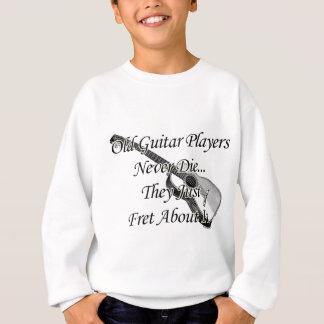 Old Guitar Players Sweatshirt
