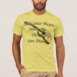 Old Guitar Players T-Shirt