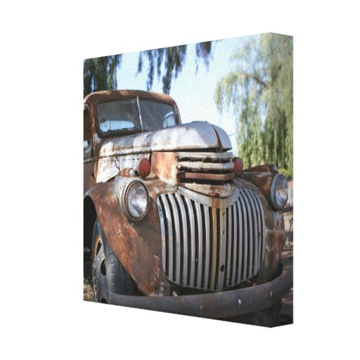 Old Guy Canvas Prints