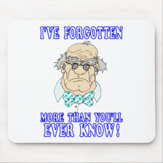 Old Guys  Mouse Pad