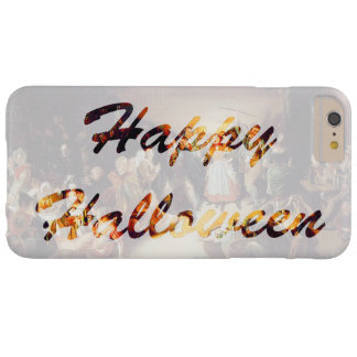 Old Halloween Barely There iPhone 6 Plus Case