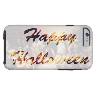Old Halloween Tough iPhone 6 Case