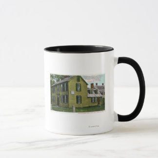 Old Hancock Clark House View # 2 Mug