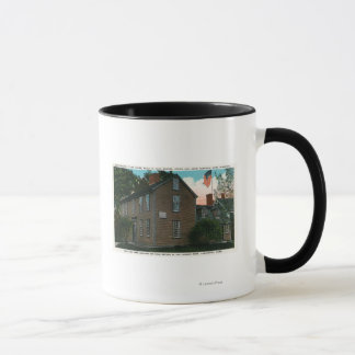 Old Hancock Clark House View # 3 Mug