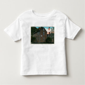 Old Hancock Clark House View # 3 Toddler T-shirt