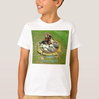Old Hand Pump Well T-Shirt