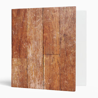 Old Hardwood Look Binder
