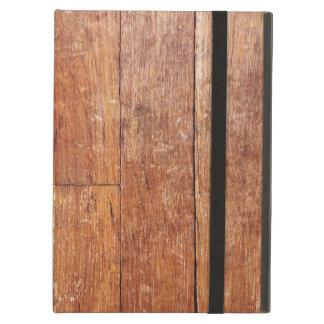 Old Hardwood Look iPad Air Case