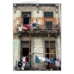 old havana balconies cards