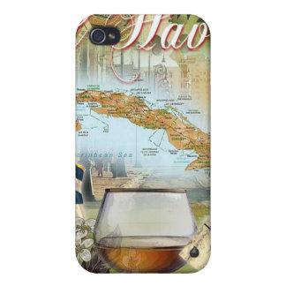 old havana cuba iPhone 4/4S cover