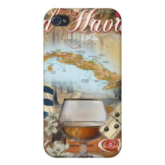 old havana iPhone 4/4S covers