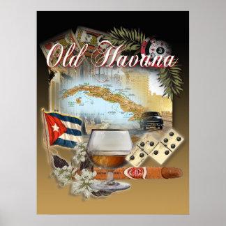 old havana poster