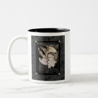 Old Hawaiian Style Two-Tone Coffee Mug