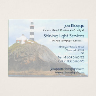 Old lighthouse business cards templates zazzle old head of kinsale cork ireland business cards reheart Choice Image