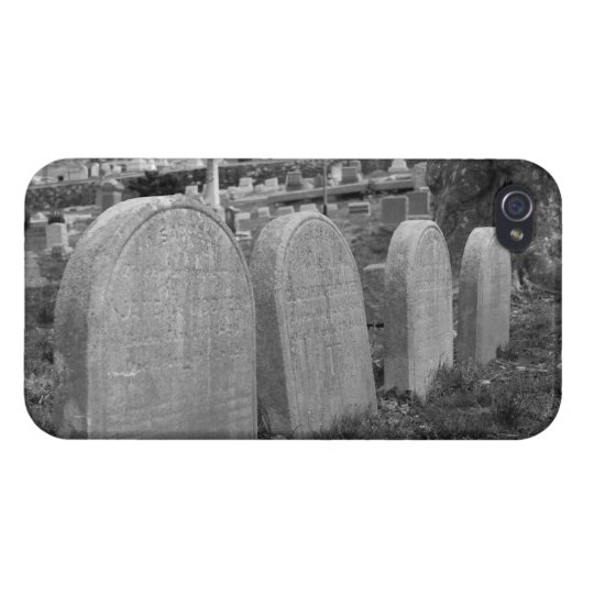 old headstones case for iPhone 4
