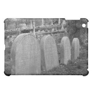 old headstones iPad mini covers