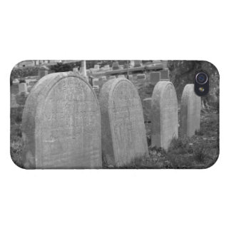 old headstones iPhone 4/4S cover