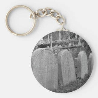 old headstones keychain