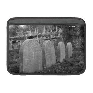 old headstones MacBook air sleeve