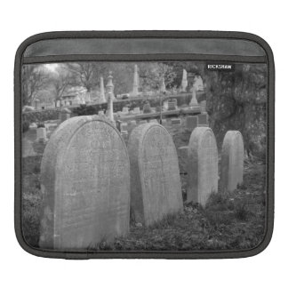 old headstones sleeve for iPads
