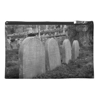 old headstones travel accessory bag