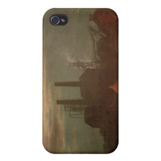 Old Hetton Colliery, Newcastle iPhone 4/4S Case