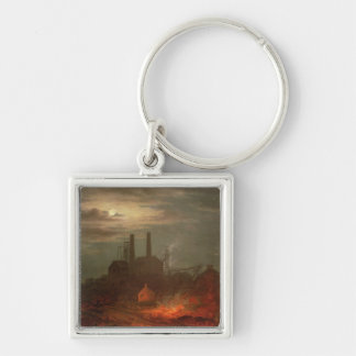 Old Hetton Colliery, Newcastle Keychain