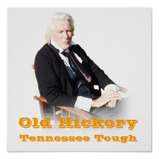 Old Hickory Art Poster