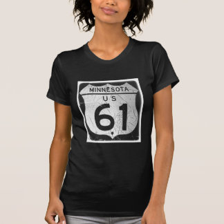 Old Highway 61 sign Shirts