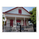 old, historical, house, key, west, florida