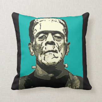Old Hollywood Monster Comic Filter Pillow
