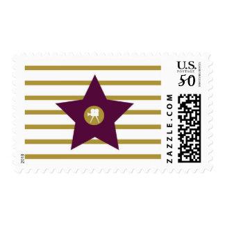 Old Hollywood Star Stamp