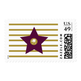 Old Hollywood Star Stamp