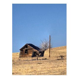 Old Homestead 02 Postcard