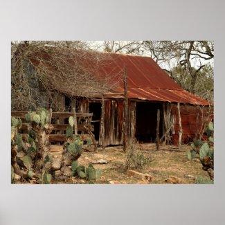 old homestead print
