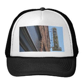""" Old Hotel Cap ! "" Trucker Hat"