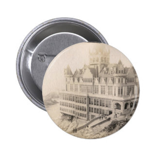 Old Hotel, Long Gone Button