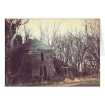 Old House 4 Card