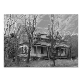 Old House ~ ATC Business Card Template