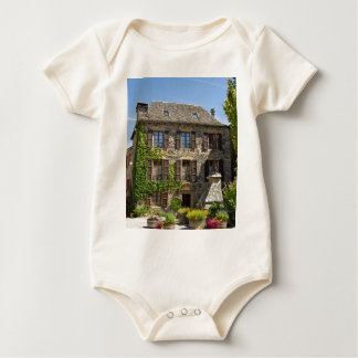 Old House Baby Bodysuit