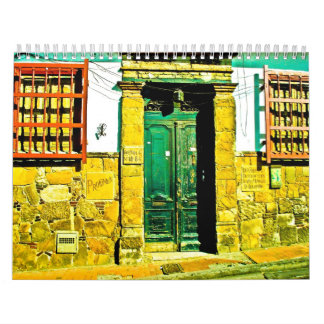 OLD HOUSE WALL CALENDARS